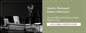 Need a personal injury attorney? The Law Office of William L. Phalen Fights for You!